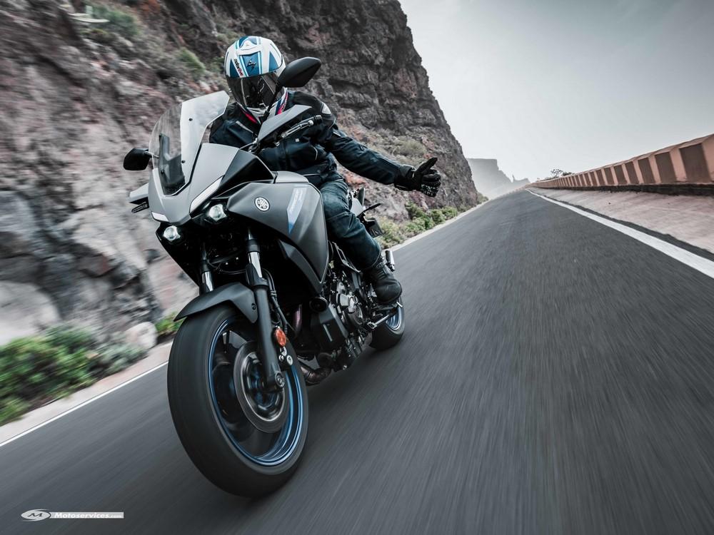 Découvrez la nouvelle Tracer 700 aux Portes Ouvertes Yamaha