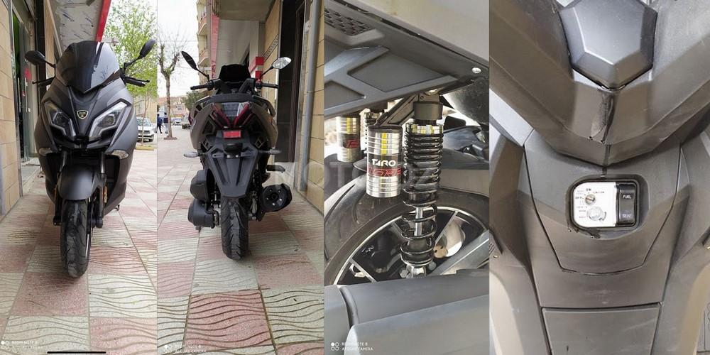SAM Algérie : nouveau scooter GT SAM S-Explorer 300 disponible