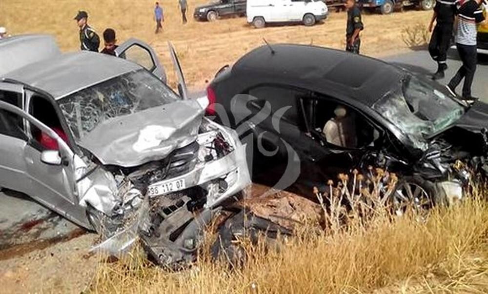 Accidents de la route : 21 morts et 596 blessés en une semaine