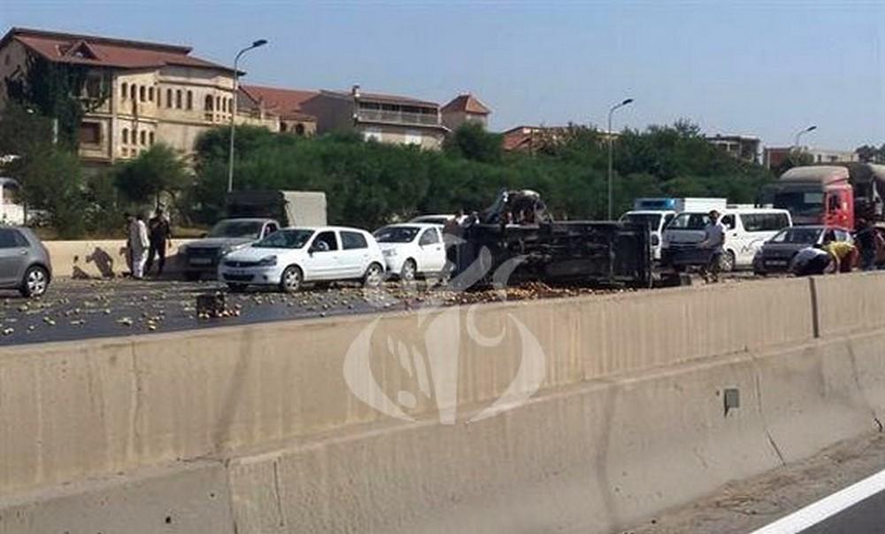 Accidents de la route : 8 morts et 144 blessés en une semaine