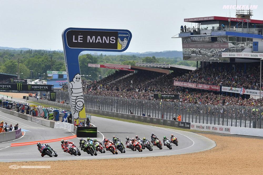 MotoGP : Le GP de France reporté