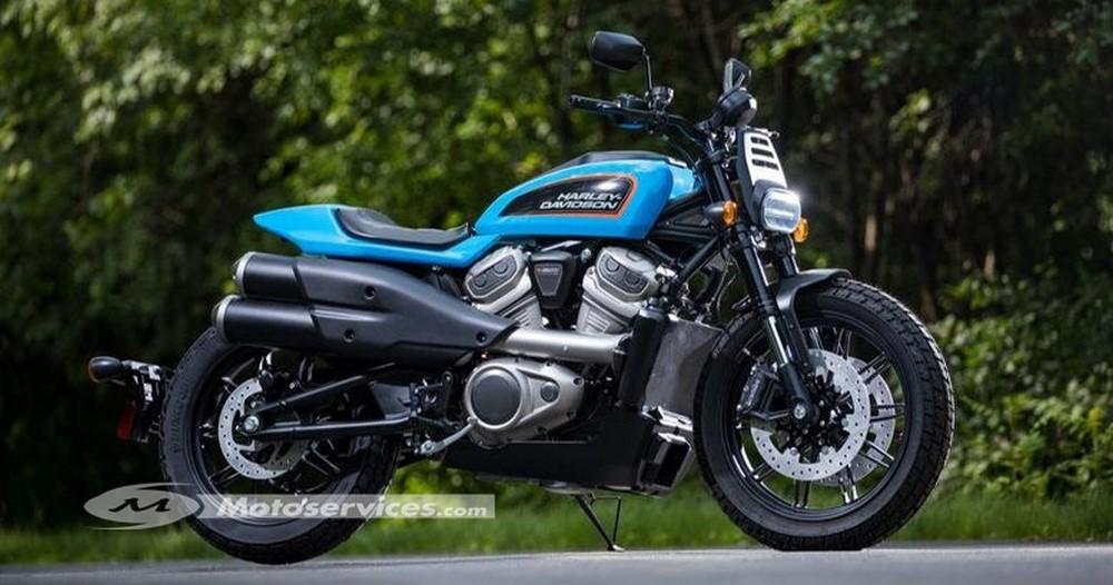 Que pensez-vous de cette future Harley-Davidson de flat-track ?