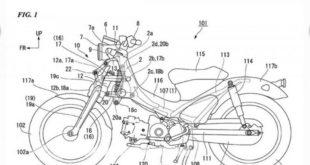 De la 125 à la 1100 : Honda travaille sur une nouvelle suspension avant
