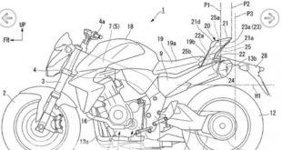 Honda travaille sur des ailerons pour l'arrière des motos !