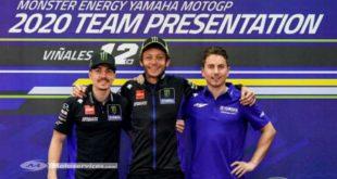 MotoGP 2021 : Rossi en remet une couche : Avec Lorenzo en course, Yamaha devra fournir cinq motos !