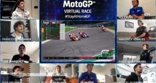 MotoGP 2020 : MotoGP virtuel au Mugello