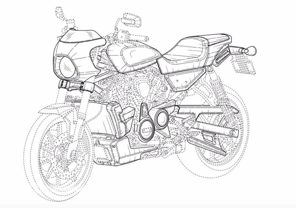 Un café racer bientôt chez Harley-Davidson ?
