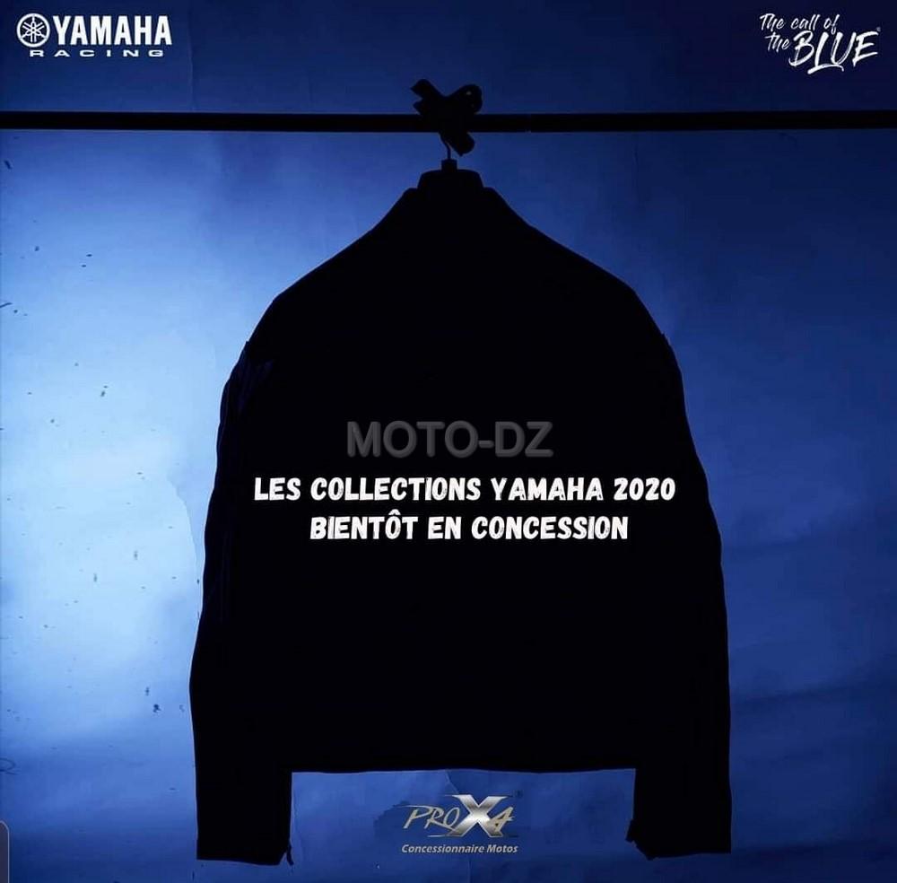 """YAMAHA Algérie 2020 : Collection """"Paddock Blue"""", Rev'S et Faster Sons pour bientôt !"""