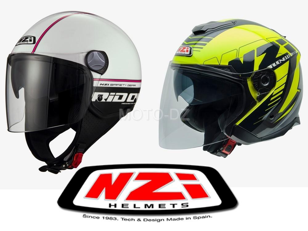 """NZI Helmets Algérie : Découvrez vite les modèles et Tarifs """"Gamme 2020"""""""