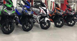 ZNEN Motor Algérie : Nouvelle Gamme Scooters 2020