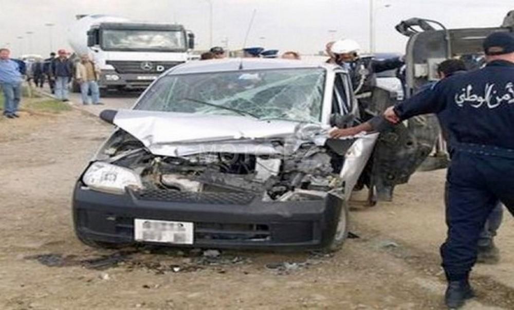 7 morts et 201 blessés dans 153 accidents de la route en une semaine