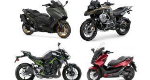 France : marché moto scooter avril 2020 : on a touché le fond !