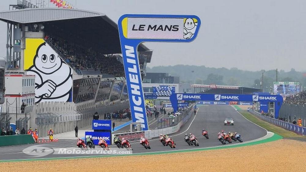 MotoGP 2020 : Le GP de France en Octobre ? Avec du public et du beau temps !