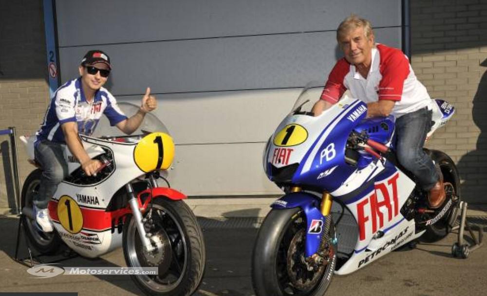 MotoGP 2020 : Bourre-pifs entre Agostini et Lorenzo …