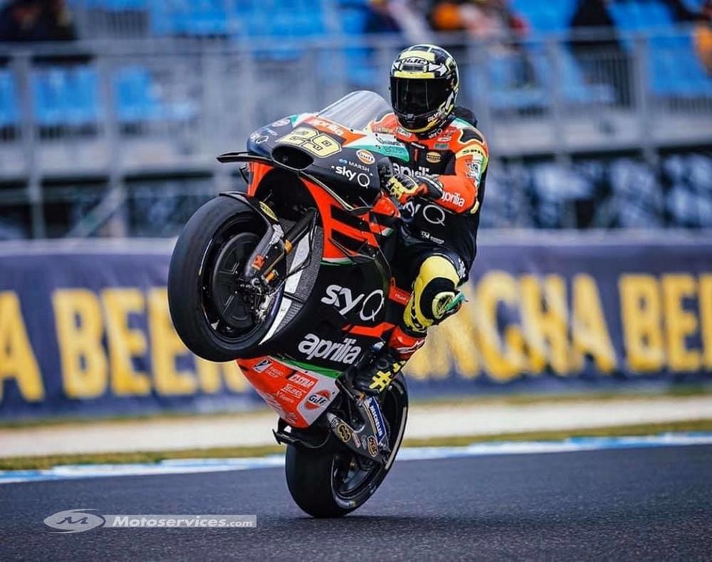 MotoGP 2020 : Pour Iannone, les choses se présentent bien