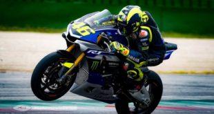 MotoGP 2020 : Rossi va enfin rouler sur piste à Misano !