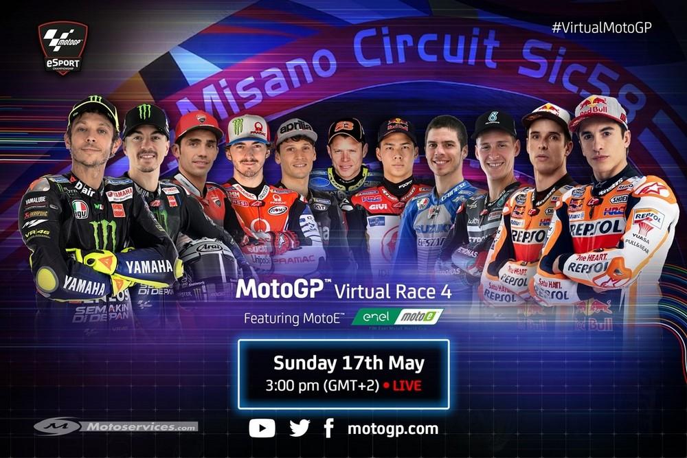 MotoGP 2020 : du faux GP à Misano le 17 mai