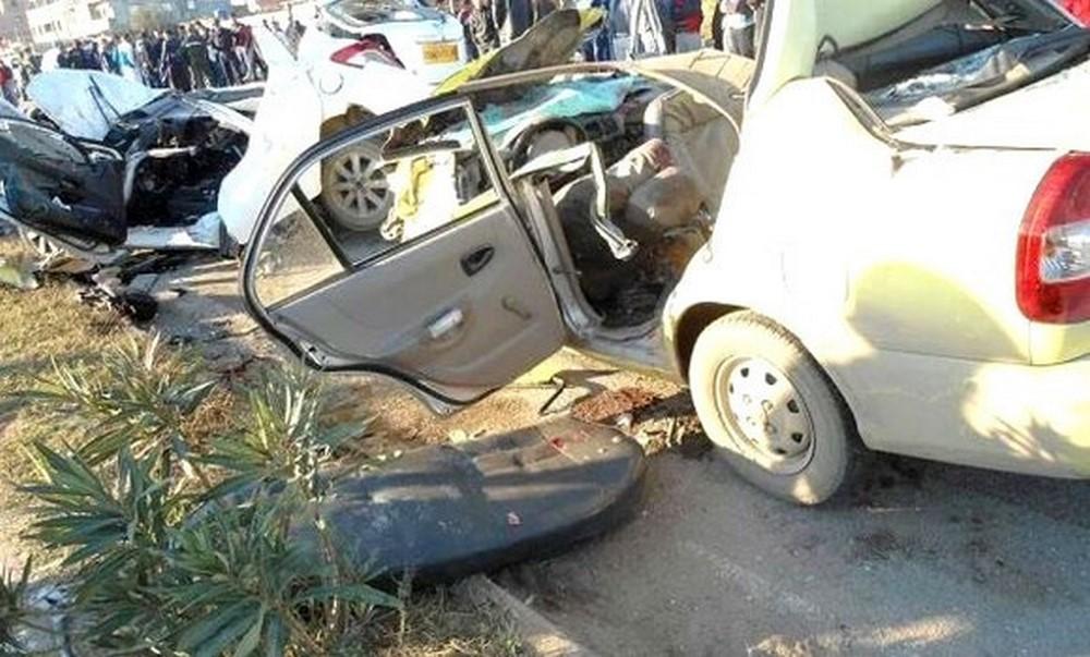 Sûreté nationale : 172 accidents de la route en une semaine