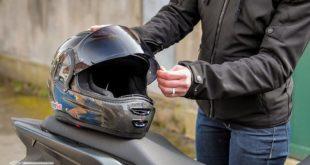 Demain je passe au deux roues à moteur : bien choisir son casque !