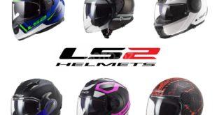 LS2 Helmets Algérie : Gamme casques Jet, Modulable et Intégral été 2020