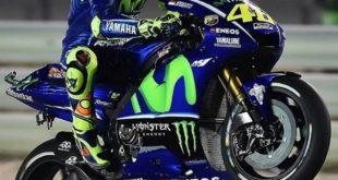 MotoGP 2020 : Rossi en piste a Misano