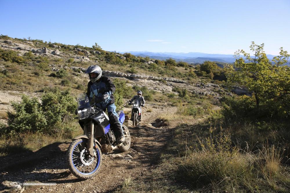 Ténéré Center : pour découvrir l'aventure sur le trail léger Yamaha !