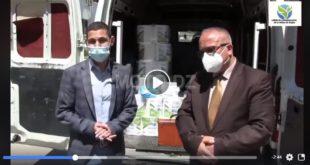 VMS Industrie : Le Wali de Bejaïa remercie l'entreprise pour ses dons !