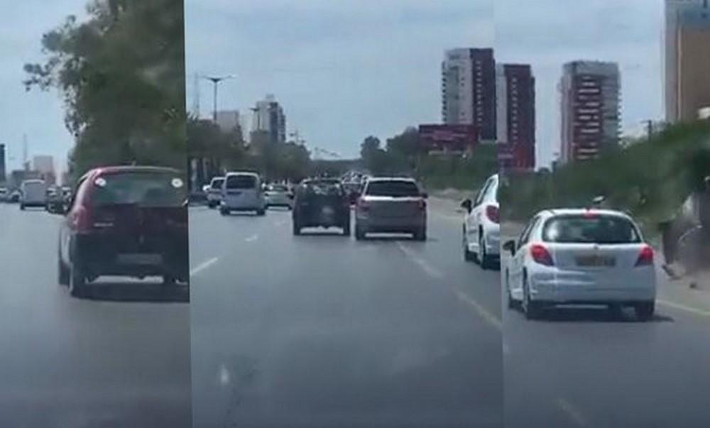 Accident de la route diffusé sur les réseaux sociaux : le Conducteur arrêté