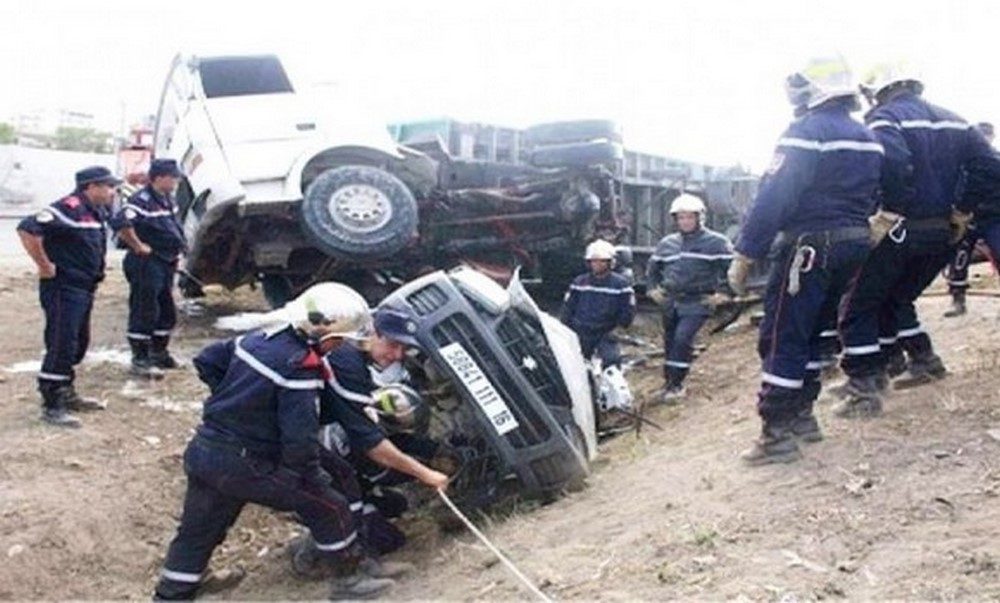 Accidents de la circulation : 16 morts et 1205 blessés en une semaine