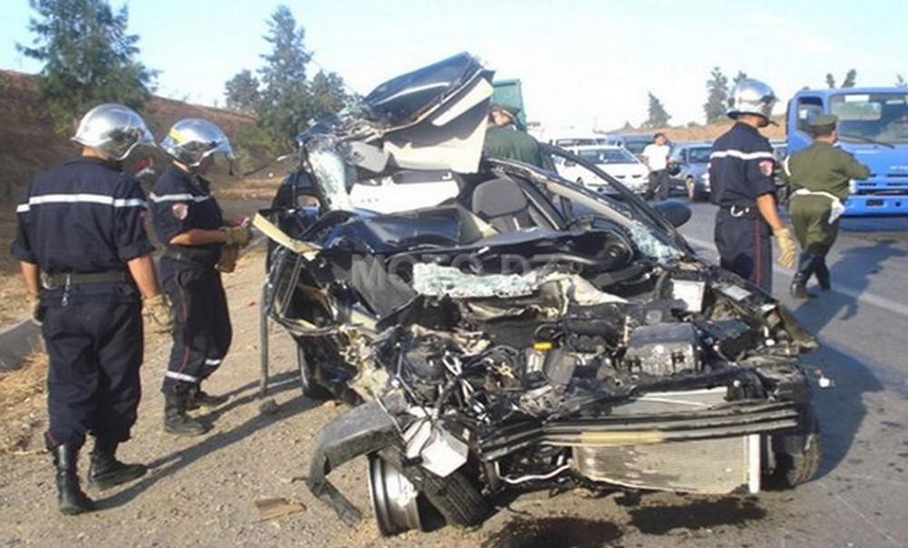 Accidents de la circulation : 24 morts et 1094 blessés en une semaine