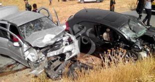 Accidents de la route : 1.065 décès et 9.708 blessés durant les cinq premiers mois de 2020
