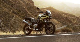 BMW Motorrad Algérie : BMW F 750 GS, disponibilité et tarif 2020 !