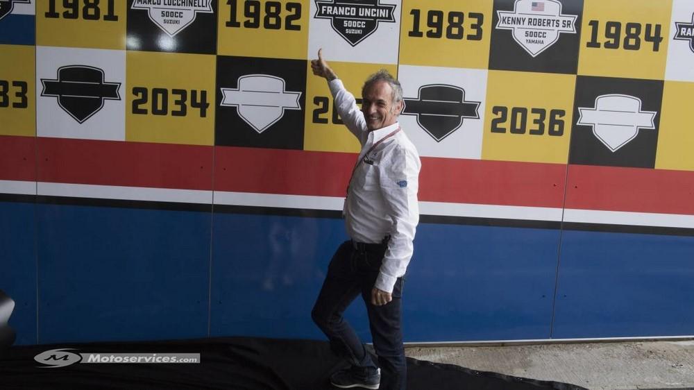 MotoGP 2020 : Franco Uncini espère voir du public et des journalistes à partir de Brno …