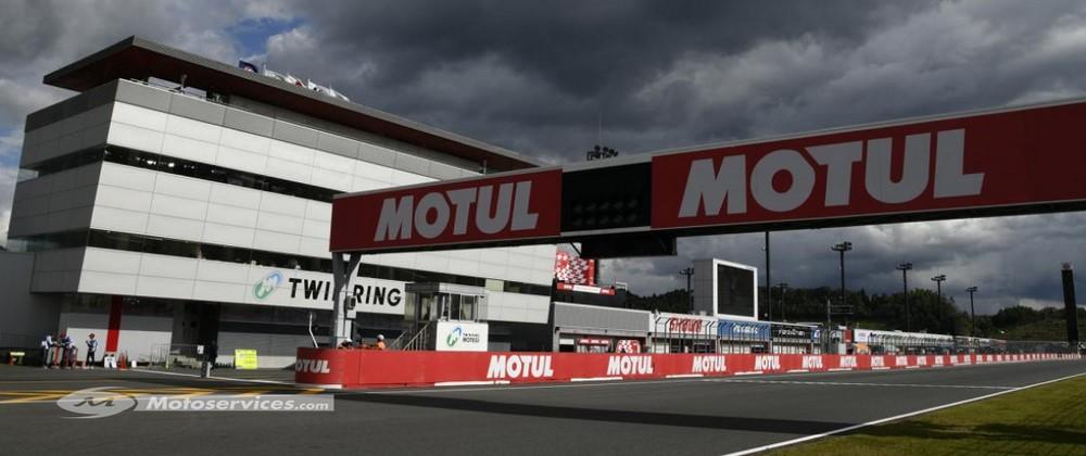 MotoGP 2020 : Japon annulé