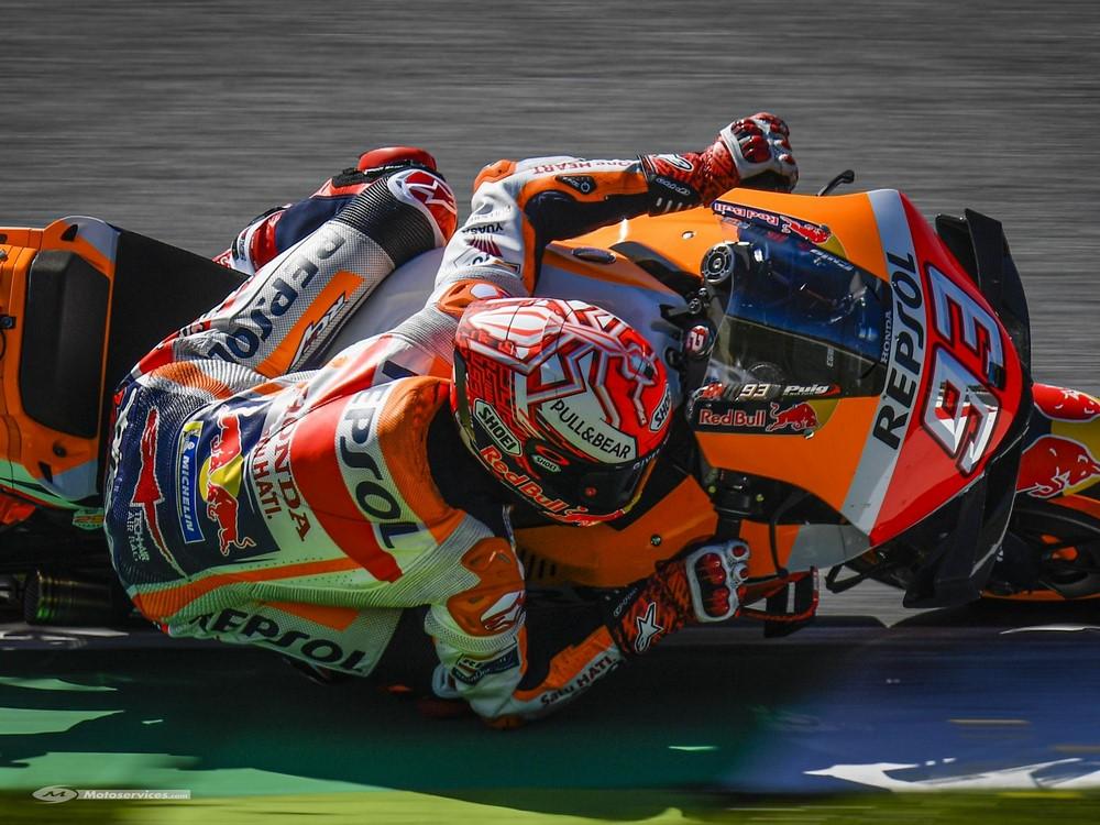MotoGP 2020 : Marc Marquez : Mon épaule ? Cinq GP perdus en début de saison ...