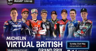 MotoGP 2020 virtuel à Silverstone, Lorenzo, Bendsnyder et Nepa pole et victoire
