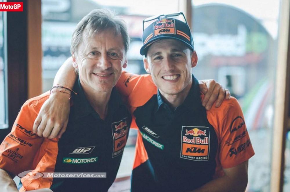 MotoGP 2021 : Leitner (KTM) ne rend pas les armes sur le départ de Pol Espargaro