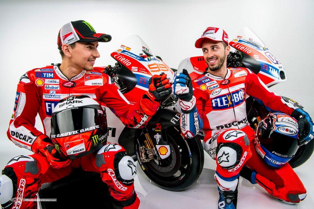 MotoGP 2021 : Petrucci signe KTM, chez Ducati Dovizioso coincé … par Lorenzo !