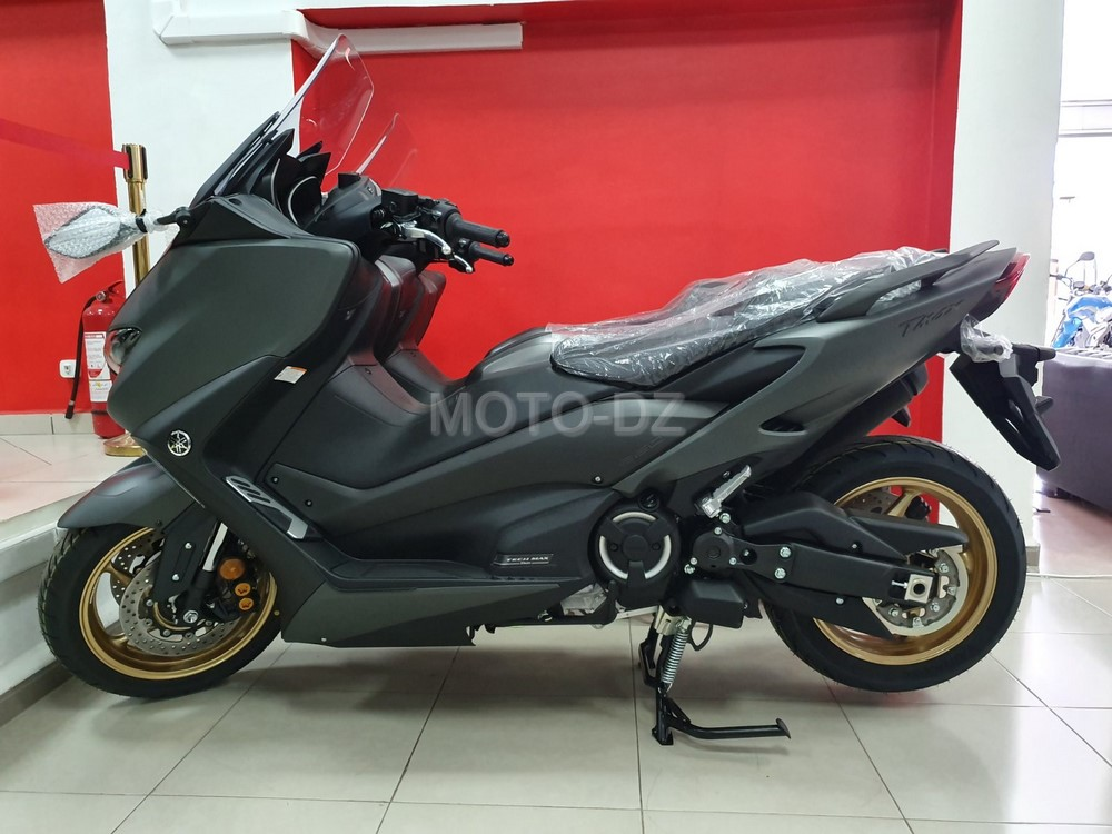 Yamaha Algérie : Maxi-Scooter TMAX 560 TECH MAX à 2.550.000 de dinars !