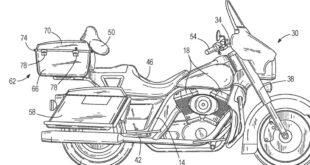 Un brevet de gyroscope pour faciliter l'équilibre chez Harley-Davidson ?