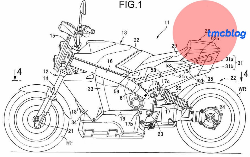 Une moto Fuel Cell chez Honda ?