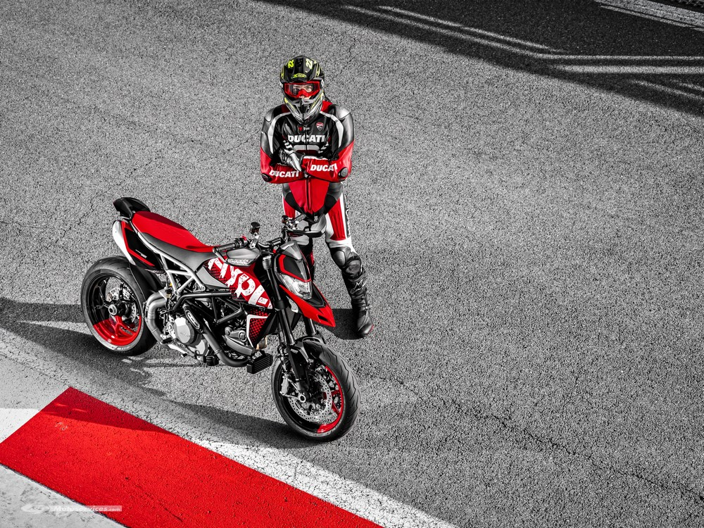 RVE : la nouvelle Ducati Hypermotard 950