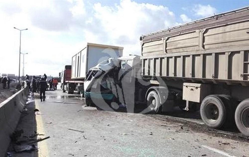 Accidents de la route : 1065 morts et 9708 blessés