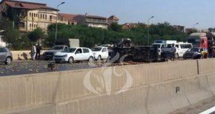 Accidents de la route : 18 morts et 1095 blessés en une semaine