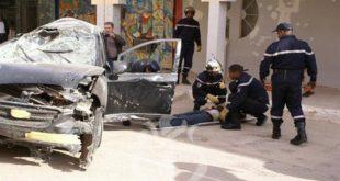 Accidents de la route : 29 décès et 1419 blessés en une semaine