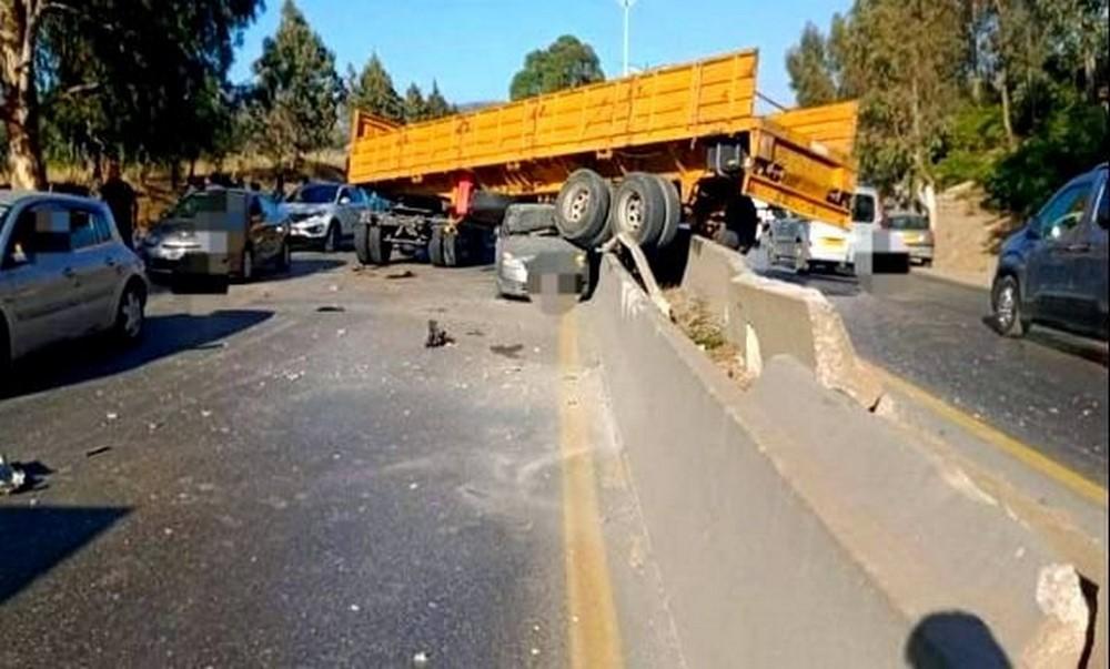 Accidents de la route : baisse de 22,7% enregistrée les cinq premiers mois de 2020