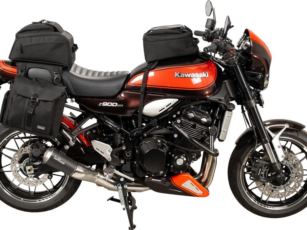 Bagagerie moto : nouvelle gamme Detlev Louis
