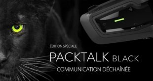 Cardo Pack Talk Black : le must de l'intercom moto ?