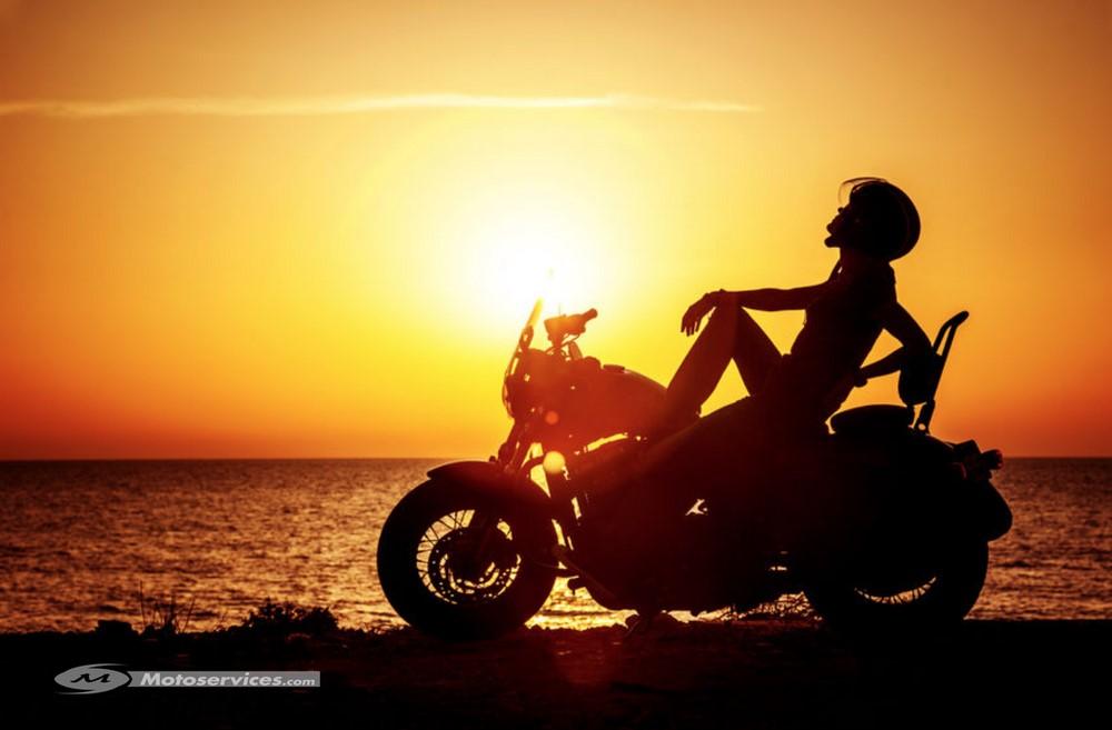 Conseils pour emporter votre moto en vacances