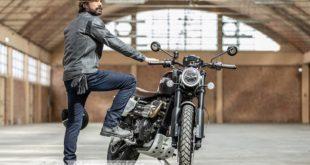 Hevik Memphis : look casual, protection moto